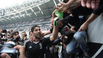 OFICIAL | Juventus l-a transferat pe inlocuitorul lui Buffon cu doar 10 milioane de euro! Cine va fi noul titular al torinezilor