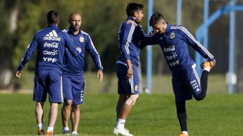 Panica in cantonamentul Argentinei: ACCIDENTARE TERIBILA cu 6 zile inainte de startul Mondialului!