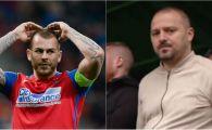 """Nici """"patronul"""" nu-l mai salveaza! Anuntul facut de Vasile Geambazi despre viitorul lui Alibec la FCSB"""
