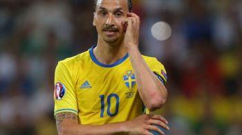 Ibrahimovic a anuntat pentru prima oara DE CE RATEAZA MONDIALUL! DUSMANUL care i-a distrus visul de a juca in Rusia