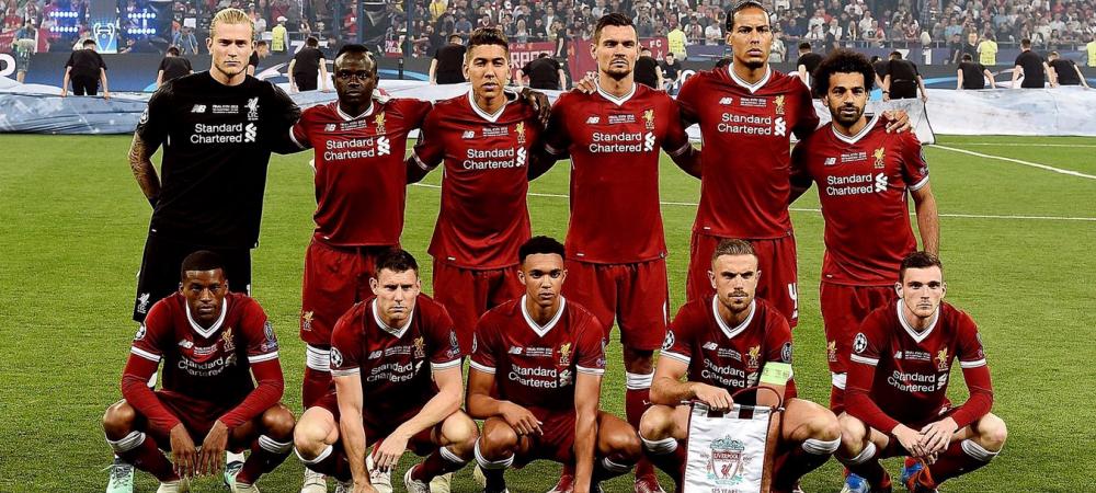 OFICIAL Liverpool a anuntat doua plecari importante! Cine se desparte de finalista Champions League