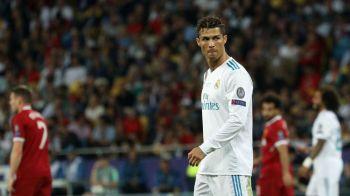 """""""Unde te duci, Cristiano?"""" Cele 7 variante ale lui Ronaldo pentru plecarea de la Real Madrid! Unde poate ajunge"""