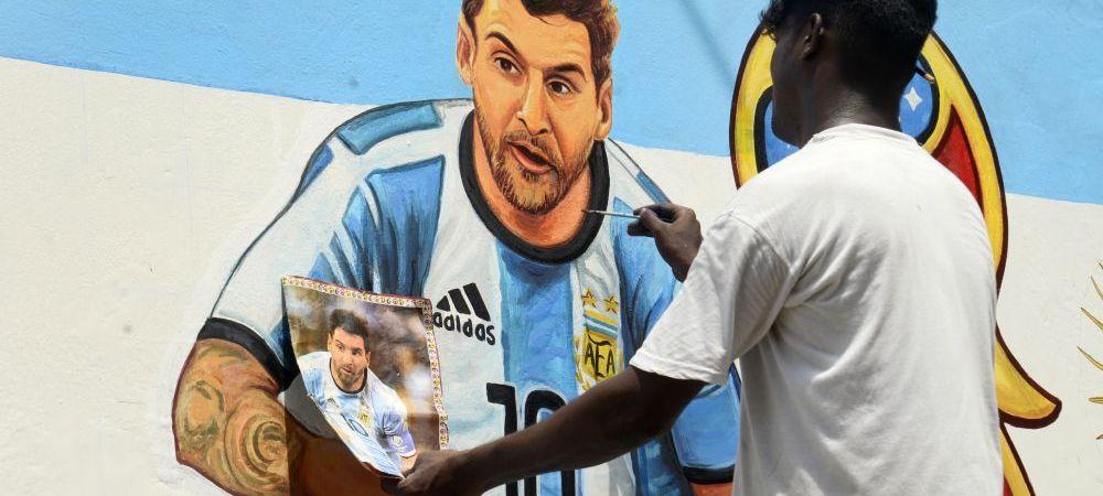 Totul pentru TITLUL MONDIAL! Ce fac argentinienii pentru Messi in Rusia: masura fara precedent luata inainte de turneul final