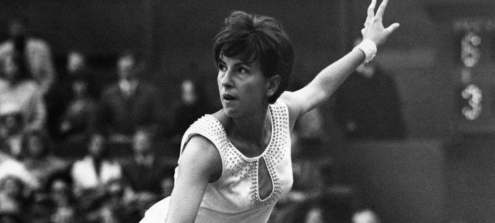 Veste trista inainte de finala Roland Garros. Maria Esther Bueno, cea care a castigat 19 turnee de Grand Slam, a murit