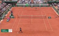 Cel mai disputat game al meciului, CASTIGAT de Simona. Lupta INCREDIBILA in finala Roland Garros | VIDEO