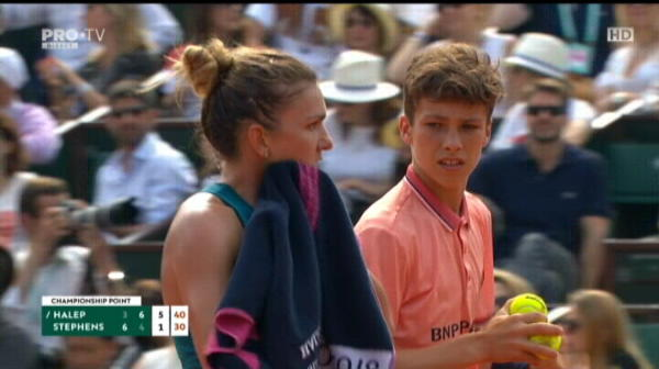 HALEP 3-6 6-4 6-1 STEPHENS, FINALA ROLAND GARROS LA PRO TV | MINUNAT! FABULOS! FANTASTIC! SIMONAAAA HALEEEEP castiga finala Roland Garros!!!