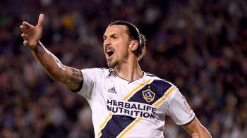 This is ZLATAN! Ibrahimovic a reusit o noua dubla pentru LA Galaxy! Gafa uriasa de care a profitat atacantul