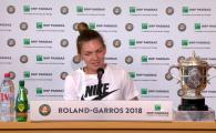 """Momentul CHEIE care a salvat-o pe Simona in finala Roland Garros: """"M-am gandit ca mi se intampla ca anul trecut! Dar atunci mi-am zis ASTA!"""""""