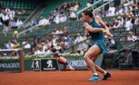 """Mesajul dat de una dintre adversarele Simonei Halep de la Roland Garros: """"Ma bucur ca te-am ajutat!"""" WTA i-a raspuns imediat"""