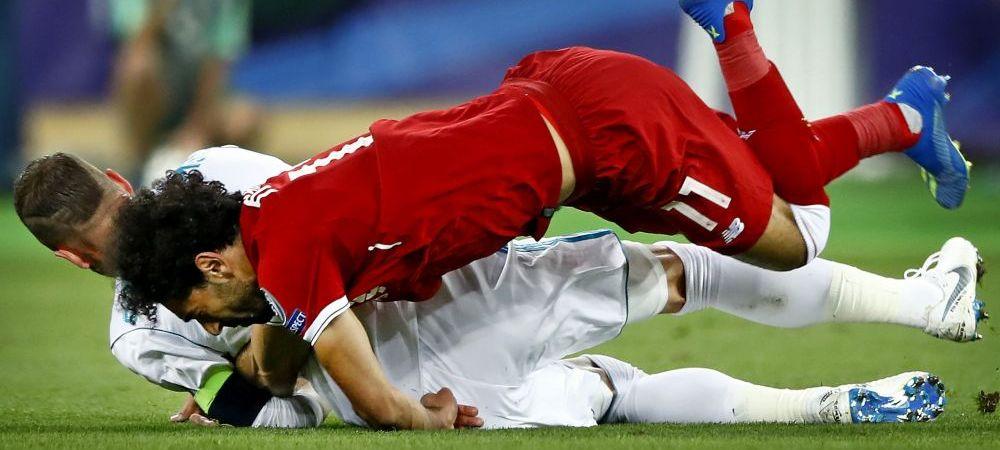 Veste URIASA cu cateva zile inainte de startul Campionatului Mondial! Ce se intampla cu Mo Salah dupa accidentarea din finala Ligii