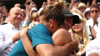 """""""Vom fi pregatiti pentru Wimbledon!"""" Darren Cahill a dezvaluit planul pentru urmatorul turneu de Grand Slam! Ce va face Simona in urmatoarele saptamani"""
