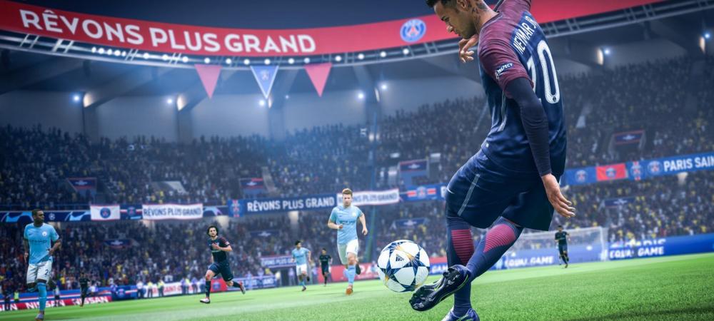 """Primul trailer pentru FIFA 19: """"Arata lumii ca esti un campion!"""" Este prima data dupa mai bine de un deceniu cand se va intampla asta in joc"""