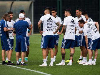 CUTREMUR la nationala Argentinei cu cateva zile inainte de Mondial! Echipa lui Messi poate ramane fara selectioner: Jorge Sampaoli e acuzat de tentativa de viol!