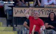 Sumudica a fost CHEMAT sa injure Steaua in timpul meciului! Ce s-a intamplat la oficiala