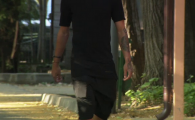 CAMPION la tatuaje! Atacantul cotat de Becali la 100 de milioane s-a intors din vacanta plin de tatuaje! VIDEO