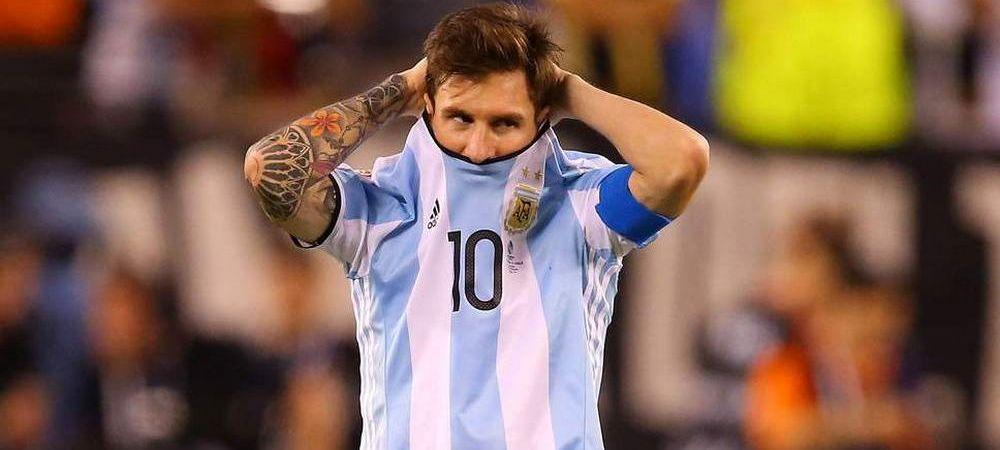 Anuntul SOC al lui Messi inainte de Mondial: se RETRAGE daca nu castiga titlul cu Argentina! Ce declaratie a facut