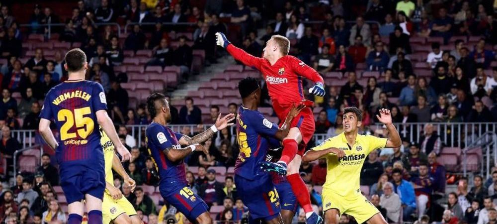 Veste URIASA primita catalani inainte de Mondial! Barcelona isi cauta portar! Principalul motiv care ii linisteste pe fani