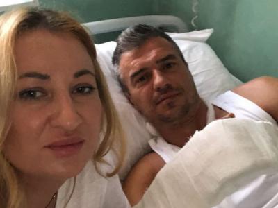 """Final pentru Pancu! Idolul rapidistilor spera sa se retraga cu o promovare, dar nu va mai juca din cauza unui """"accident casnic"""""""