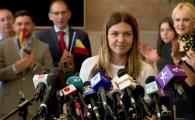 """PRIMELE DECLARATII ale Simonei Halep la revenirea in tara: """"Este trofeul meu si al ROMANIEI! Multumesc romanilor care m-au sustinut"""""""
