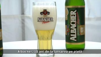 (P) Albacher, 10 ani de la lansarea pe piata