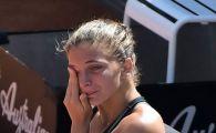 """Si-a anuntat RETRAGEREA dupa ce a fost suspendata pentru DOPAJ! Finalista Roland Garros, DISTRUSA: """"Nu mai am puterea sa revin!"""""""