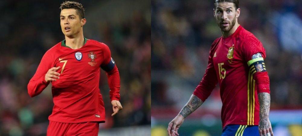 Cupa Mondiala 2018: Prezentarea echipelor din Grupa B - Portugalia, Spania, Maroc, Iran