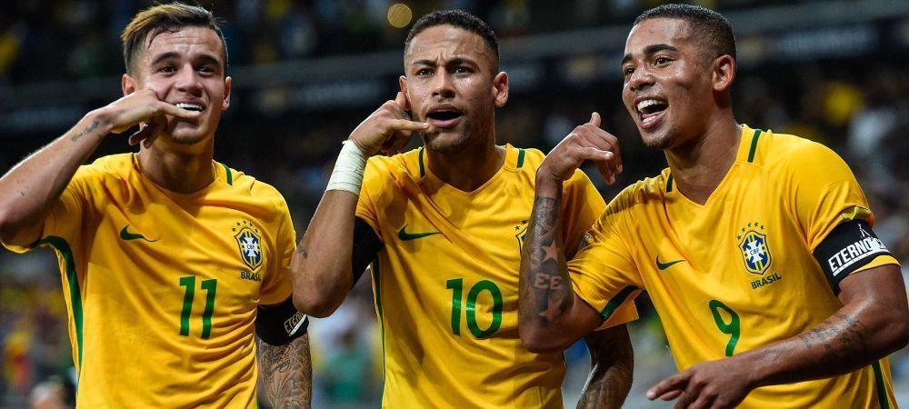 Cupa Mondiala 2018: Prezentarea echipelor din Grupa E - Brazilia, Elvetia, Costa Rica, Serbia