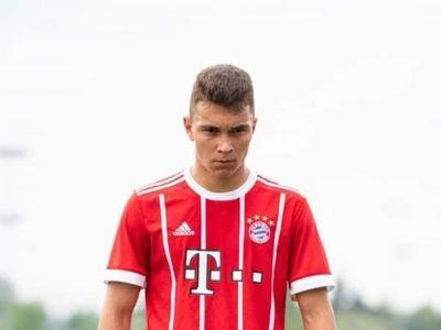 """Un roman a fost chemat de Klose la Bayern: """"Este timpul sa faca pasul decisiv in cariera!"""" Este fiul unei foste jucatoare de tenis"""