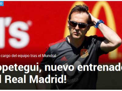 Cea mai tare reactie dupa ce Real Madrid a anuntat numele noului antrenor! Ce au scris imediat cei de la Marca