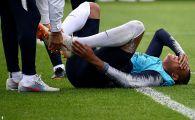 PANICA la nationala Frantei cu cateva zile inainte de primul meci de la Mondial! Mbappe s-a prabusit dupa o intrare dura a unui rival din campionat