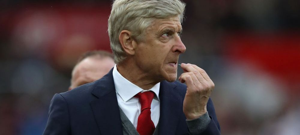 """Wenger a revenit pe banca pentru prima data dupa plecarea de la Arsenal! A fost antrenorul lui Usain Bolt intr-un meci contra """"Generatiei de Aur"""" a Frantei"""