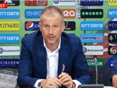"""LIVE: Edi Iordanescu, prezentat oficial la CFR Cluj! Iuliu Muresan: """"Am semnat un contract pe 3 ANI! Imi place ca este un antrenor modern!"""""""