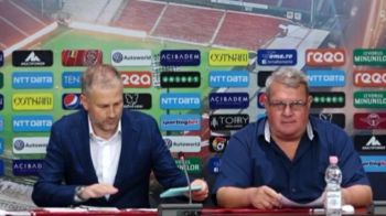 """Am fost pusi in situatia de a gasi rapid in antrenor!"" Iuliu Muresan a explicat de ce a fost ales Edi Iordanescu: ""Asta mi-a placut la el!""   VIDEO"