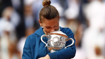 """CUVINTE URIASE pentru Simona Halep din partea unei legende: """"Nimeni nu mai e ca ea!"""" Ce urmeaza dupa victoria Roland Garros"""