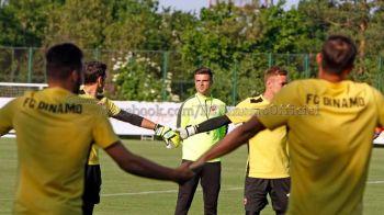 Dinamo, cantonament in Polonia cu 4 meciuri amicale! Ce adversare va avea echipa lui Bratu