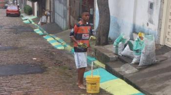 Adolescentul care picta strazile Braziliei pentru Mondialul din 2014, titularul uneia dintre cele mai puternice echipe nationale din lume la CM 2018 | FOTO EMOTIONANTA