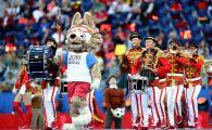 Povestea lui Zabivaka, mascota oficiala a Cupei Mondiale 2018. Ce inseamna numele simpaticului lup in limba rusa | FOTO