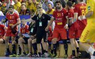 Romania a ratat calificarea la Campionatul Mondial de handbal masculin din 2019