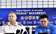 BOMBA! CSA Steaua are un nou antrenor! Ion Ion, DAT AFARA dupa ratarea promovarii, restructurari in cadrul clubului