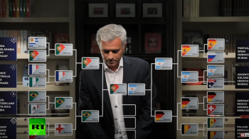"Cupa Mondiala 2018. Mourinho si-a ales FAVORITA: ""Ei o sa produca surpriza!"" Pe cine mizeaza in Rusia"
