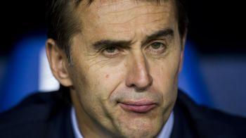 Nu mai asteapta! Real Madrid il prezinta in aceasta seara pe Lopetegui, dupa ce Federatia Spaniola l-a concediat cu 48 de ore inaintea debutului la Mondial