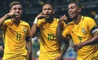 Cupa Mondiala 2018. Selectionerul Braziliei, in stare de SOC: s-a aflat echipa de start pentru meciul cu Elvetia! Pe cine foloseste