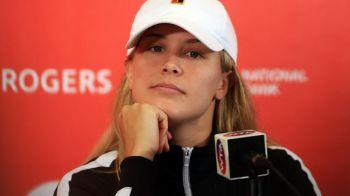 O noua lovitura marca Eugenie Bouchard! Fotografia care i-a innebunit pe fanii tenisului | FOTO