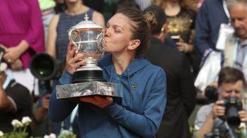 Un nou RECORD stabilit de finala Simonei de la Roland Garros! A depasit toate finalele feminine din 2005 incoace