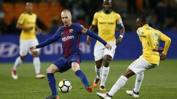 O noua varianta pentru atacul lui Dica! FCSB vrea sa aduca un jucator care s-a duelat cu FC Barcelona in urma cu o luna