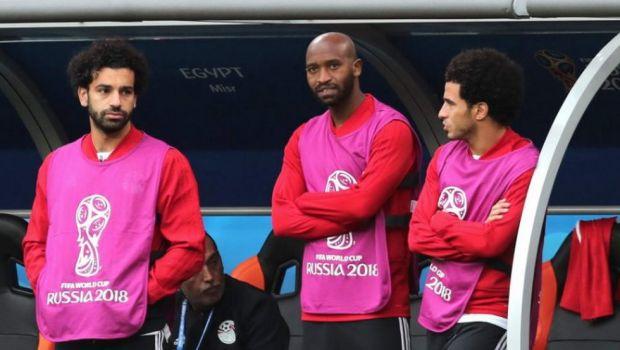 """""""Sergio Ramos, cel mai bun de la Uruguay!"""" Cum a fost surprins Salah la golul marcat de Uruguay! FOTO"""