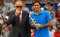 """Fara precedent! Federer i-a raspuns lui Tiriac, dupa ce romanul l-a criticat in primavara: """"Criticile au mers prea departe"""""""