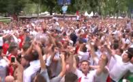 ASTA E CUPA MONDIALA! Englezii au ajuns Rusia! Atmosfera FABULOASA in asteptarea partidei cu Tunisia. VIDEO