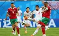 Jucatorii Iranului, nevoiti sa isi cumpere ghete sau sa le imprumute de la prieteni inainte de meciul cu Maroc
