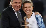 Ilie Nastase nu se dezminte! Le-a raspuns francezilor dupa ce au caricaturizat-o pe Simona Halep la Roland Garros: FOTO
